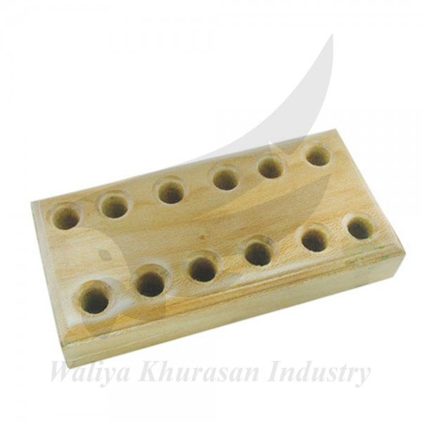 PLIERS HOLDER WOODEN STAND 6 PCS