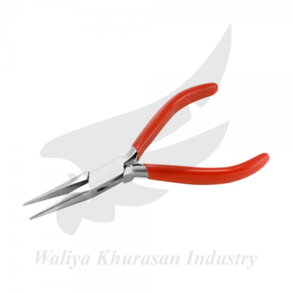 LONG CHAIN NOSE PLIERS 140MM