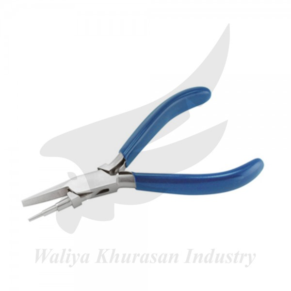 WIRE LOOPING PLIERS FLAT LOWER JAW 140MM