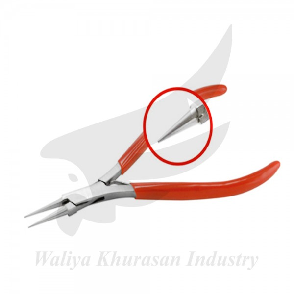 MICRO ROUND NEEDLE NOSE PLIERS 130MM