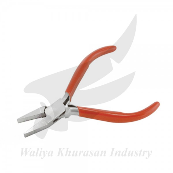 FLAT NOSE PLIERS 130MM