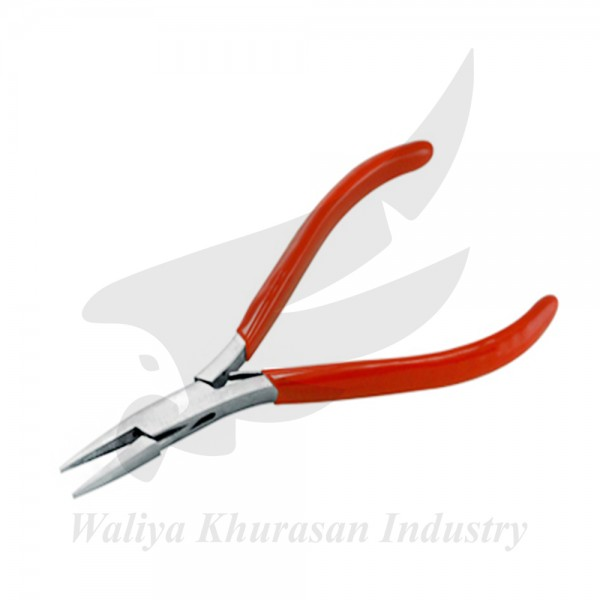 MICRO FLAT NOSE PLIERS 130MM