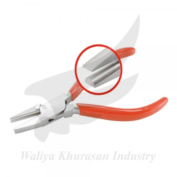 HEAVY HALF ROUND FORMING PLIERS 135MM
