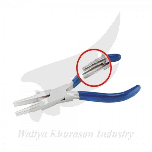 HEAVY WIRE LOOPING PLIERS 160MM