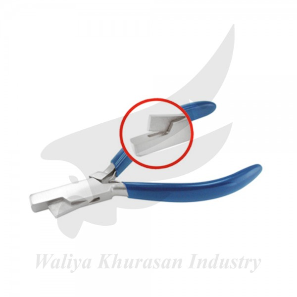 STRAP CUTTING PLIERS 130MM PVC HANDLE