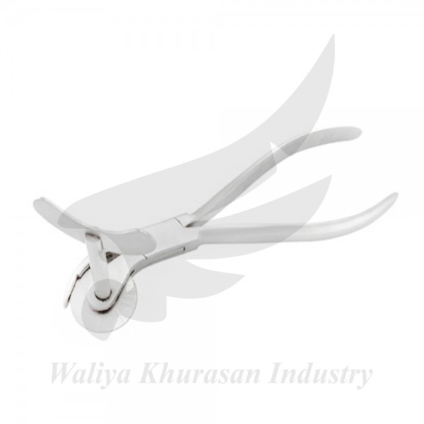 RING CUTTER PLIERS 170MM PLAIN HANDLE
