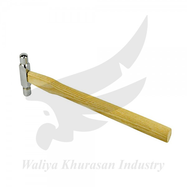 9 INCHES DOMED AND FLAT HEAD BALL PEEN HAMMER