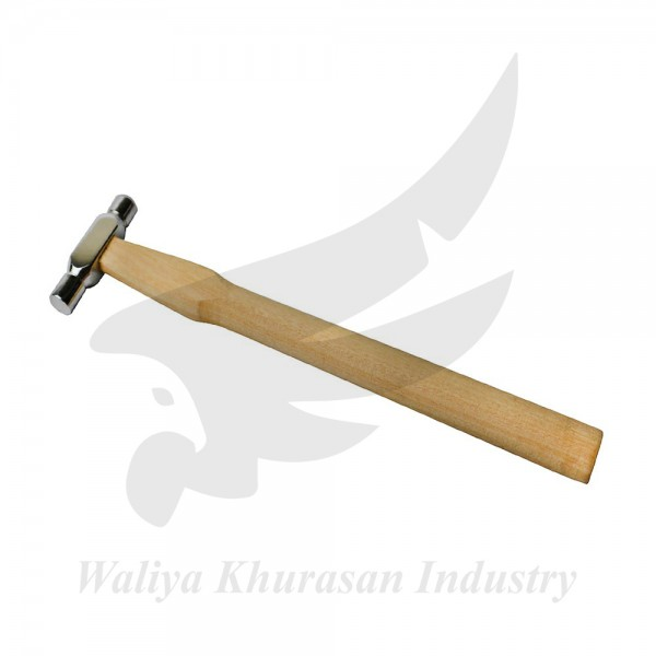 BALL PEIN HAMMER WITH FLAT AND DOMED HEAD - 1 OZ
