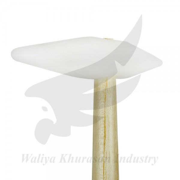 10-1/4 INCHES SMALL CONE AND WEDGE NYLON HAMMER