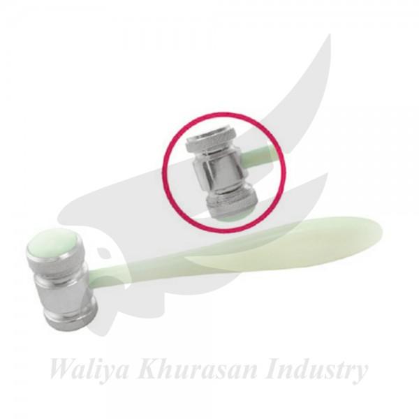 DUAL HEAD MINI PLASTIC HAMMER MALLET
