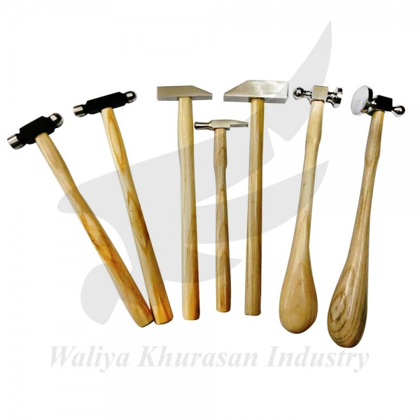 SET OF 7 HAMMERS