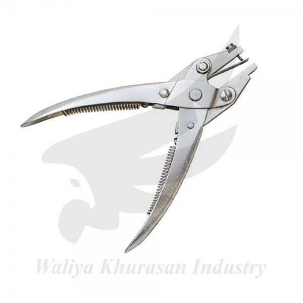 PARALLEL ACTION METAL HOLE PUNCH PLIERS JEWELLERY