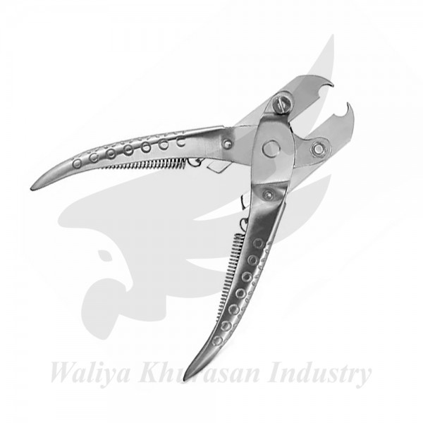 PARALLEL ACTION RIMLESS POST PULLING PLIER