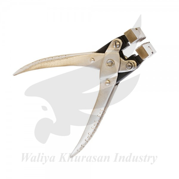 PARALLEL ACTION ZIG ZAG JAWS PLIER METAL WIRE BENDING FORMING TOOL JEWELRY
