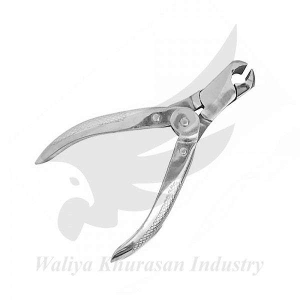 PARALLEL JAW OBLIQUE HEAD END CUTTER