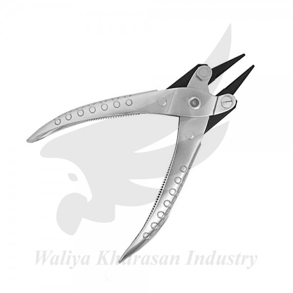 ROUND NOSE PARALLEL PLIERS