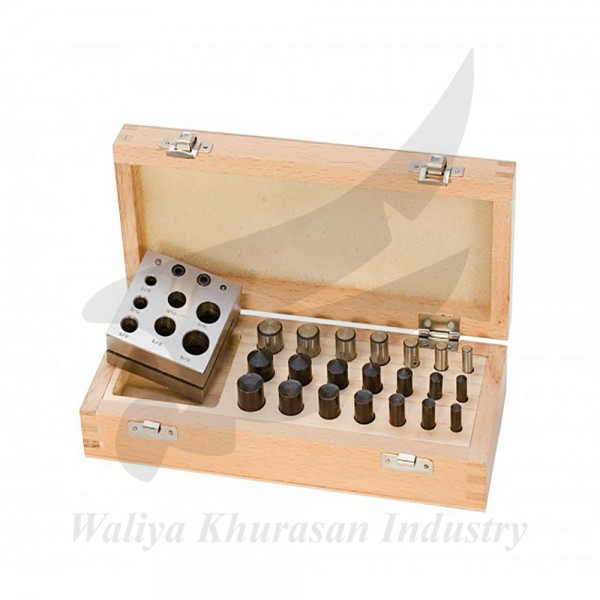 DELUXE DISC CUTTER AND DOMING SET