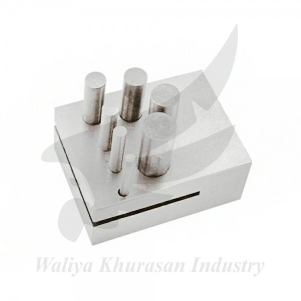 DISC CUTTING SET 07 PUNCHES