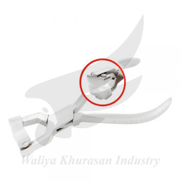 OPTICIAN EYE-WIRE FORMING PLIERS