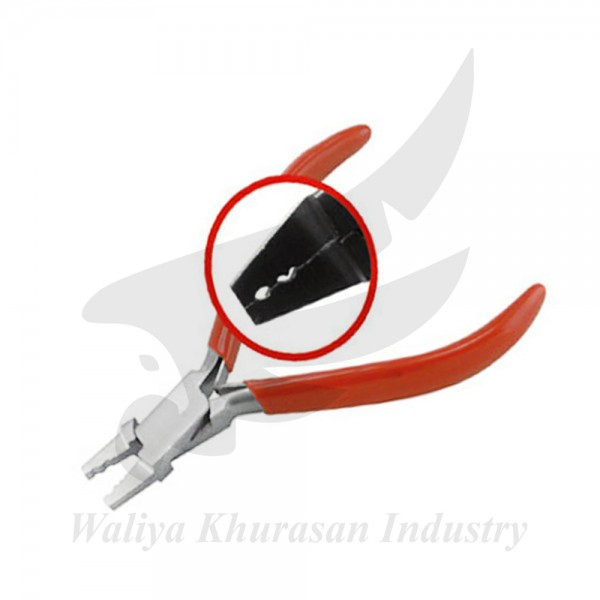 BEAD CRIMPING PLIERS 130MM