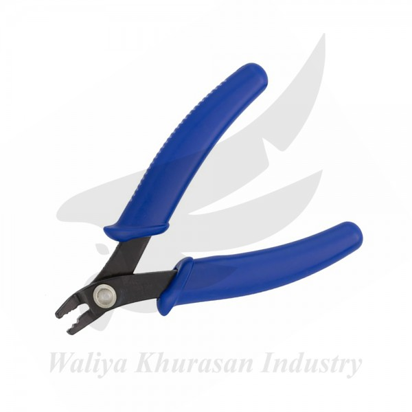 BEAD CRIMPING PLIERS BEAD TUBE CRIMPER HAND TOOL BEADING JEWELRY MAKING